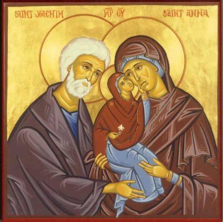 St Joachim and St Ann