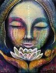 """Mindful"" #yoga #art #mindfulness #painting"