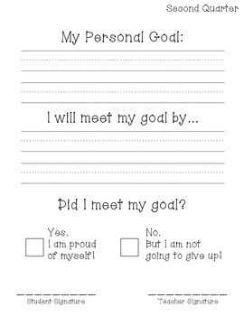 I'm an adult....is it still acceptable for me to use this 1st grade worksheet for goal setting? haha