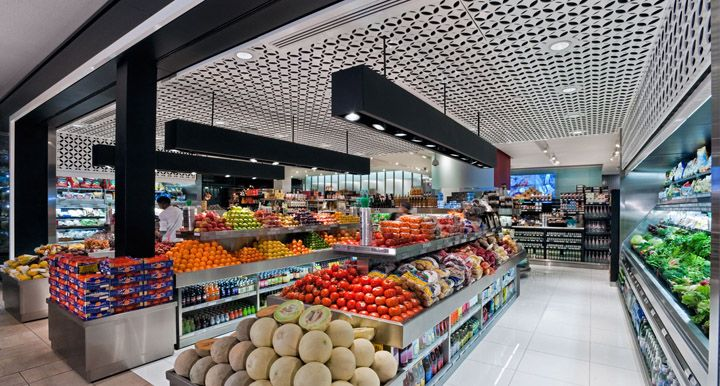 Pusateris gourmet store by GH A Design Toronto 02
