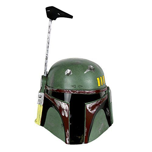 BFJ Star Wars Boba Fett Deluxe Overhead Boba Fett Mask Adult Cosplay Helmet >>> Check out the image by visiting the link.