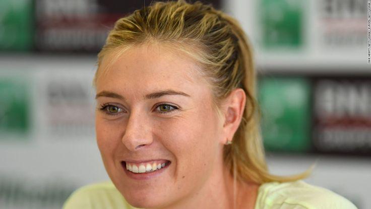 Maria Sharapova, wonderful Smile ☺☺