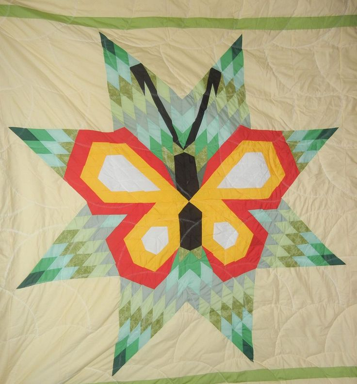Native Sun News: Cheyenne River woman's star quilt off to NMAI |Indian Star Quilts