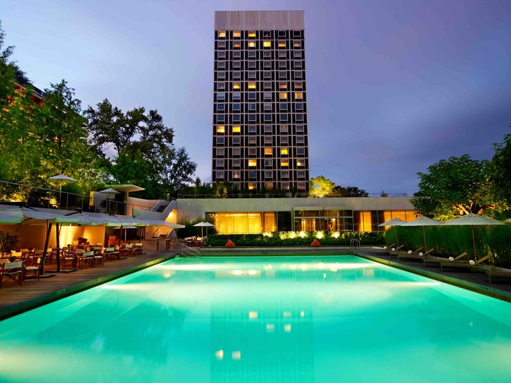 Hotel Report: Intercontinental Geneva