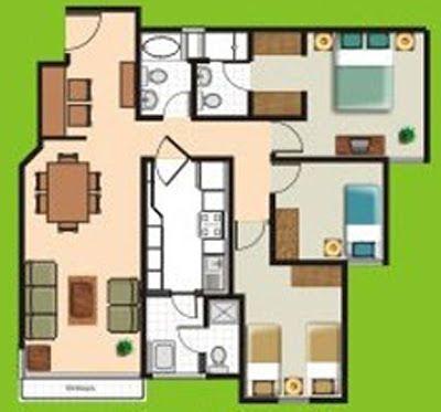 M s de 25 ideas incre bles sobre planos de departamentos for Planos de muebles gratis en espanol
