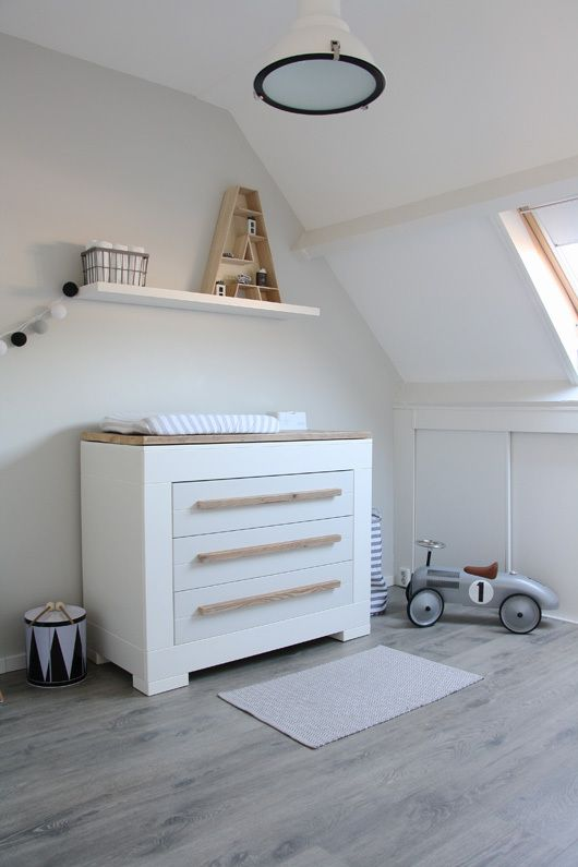 Monochrome Style in a Dutch Family Home | decor8