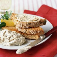 Hot-Smoked Trout Pate with Wholegrain Toast