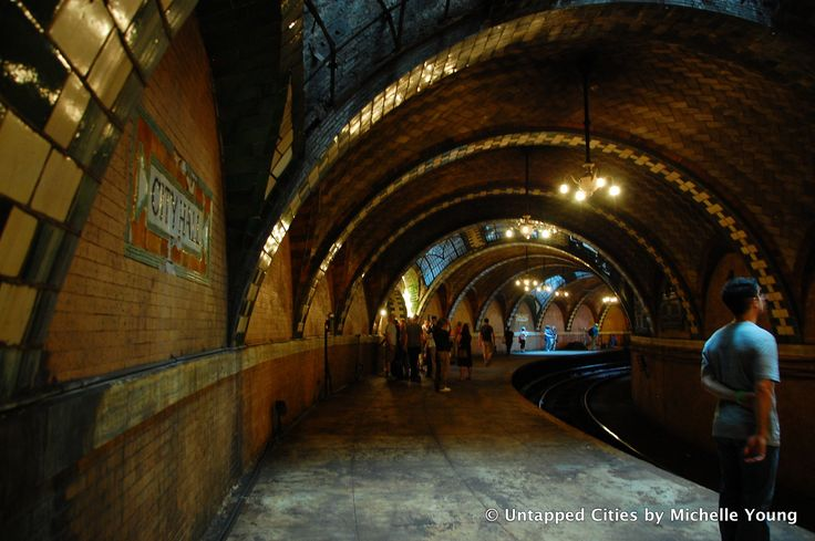 7 of NYC's Abandoned Subway Stations: City Hall, 18th St, Worth Street, Myrtle Ave, 91st St... A round-up of abandoned NYC subway stations rendered obsolete as the system grew or ones that were never used when plans were changed.