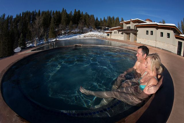 46 Best Images About Hot Springs On Pinterest
