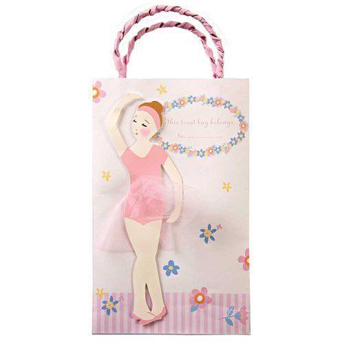 Meri Meri Twinkle Toes Ballerina Party Bag