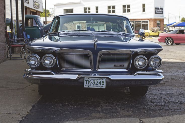 319 Best Images About Chrysler Imperial On Pinterest