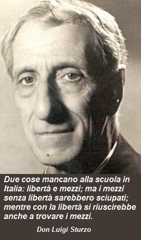 Don Luigi Sturzo dixit