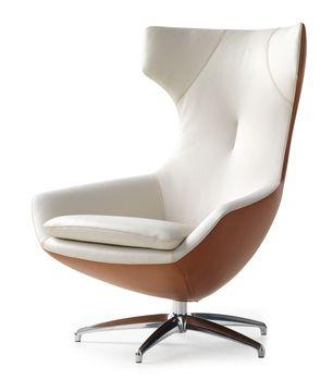 Caruzzo Swivel Chair manufacturer: Leolux designer: Studio Schrofer