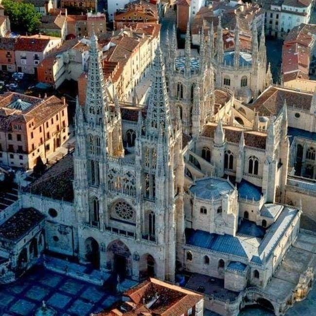 Catedral de Burgos. España.
