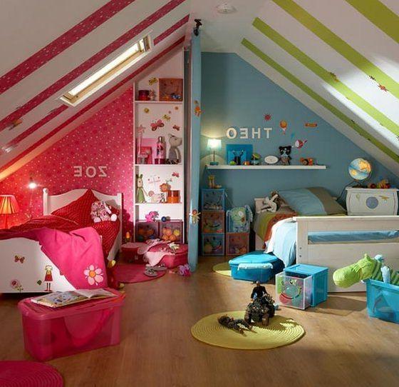 açık-mavi-ve-pembe-renk-kombinasyonu-ile-erkek-kız-çocuk-odası-dekorasyonu-fikirleri.jpg (560×542)