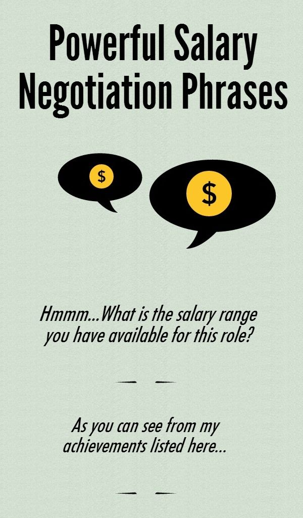 how to ask for salary negotiation in interview