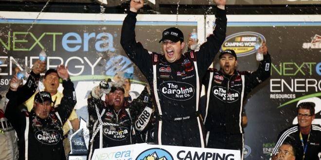 Truck Series – Johnny Sauter vince la gara inaugurale di Daytona