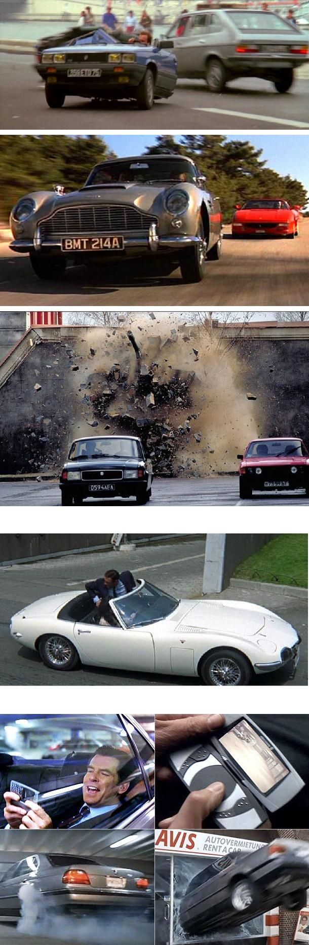 10 of the best james bond car chases of all time