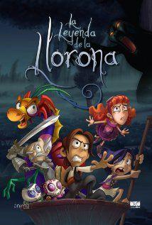 La leyenda de la llorona (2011) Mexico, movie, película, film, cine, teathers, video on demand, vod, pánico, miedo, terror, horror, fear, scary.