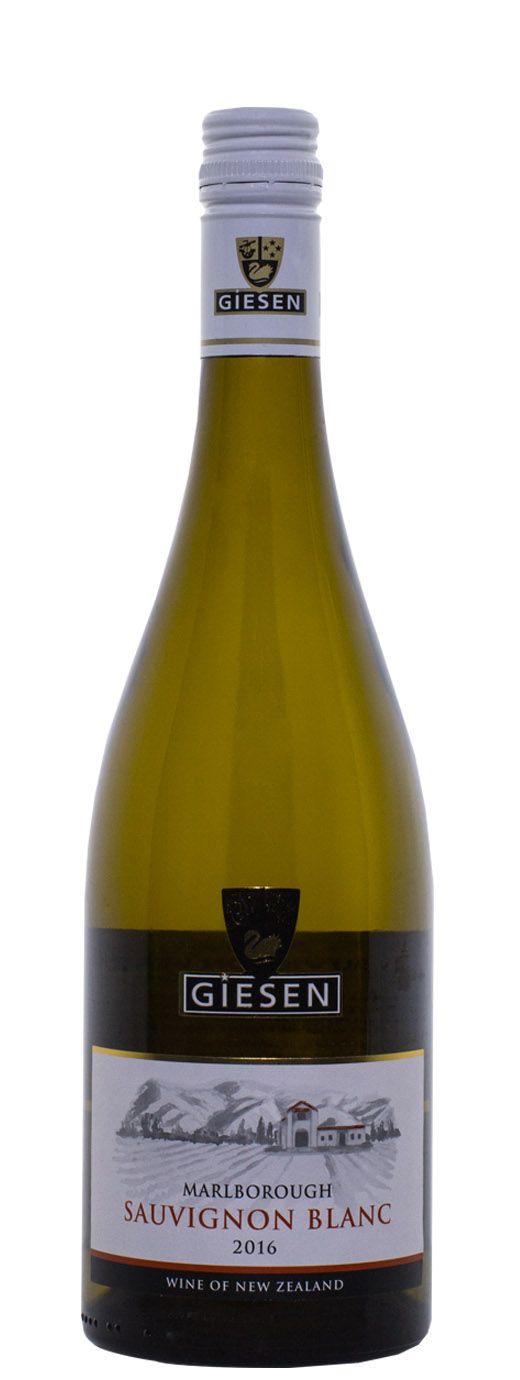 2016 Giesen Sauvignon Blanc - Buy Wine Online | B-21 Wine, Liquor & Beer