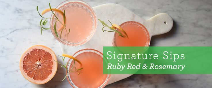 "Cheers from Florida! Today we are coming at you from the Sunshine State with a cocktail suggestion from our local Ft. Myers Plant Party Queen, Lisa Crawford. If there's one ingredient that epitomizes Florida, it's the ruby red grapefruit. Did you know that ""the grapefruit's name alludes to clusters of the fruit on the tree, […]"