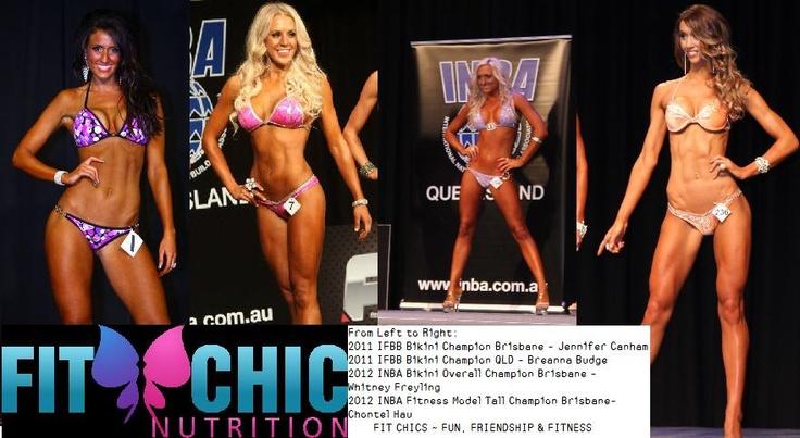 Some of my Bikini/Fitness Model Champions!!!  #motivation #nickyjankovic #getfitgetfabulous #teamfitchic