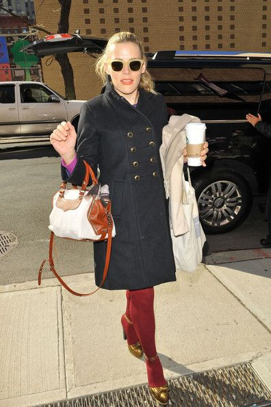Busy Philipps Photos: Busy Philipps Arrives for 'Wendy Williams'
