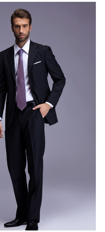 Tailored to perfection - a great fitting suit looks expensive even ...