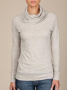 Regular git long-sleeve cowl neck. : Cowl Neck, Heather Cowls, Fall Winter Fashion, Cowls Neck, Alternative Apparel, Fall Style, Git Long Sleeve, Annie Heather, Long Sleeve Cowls