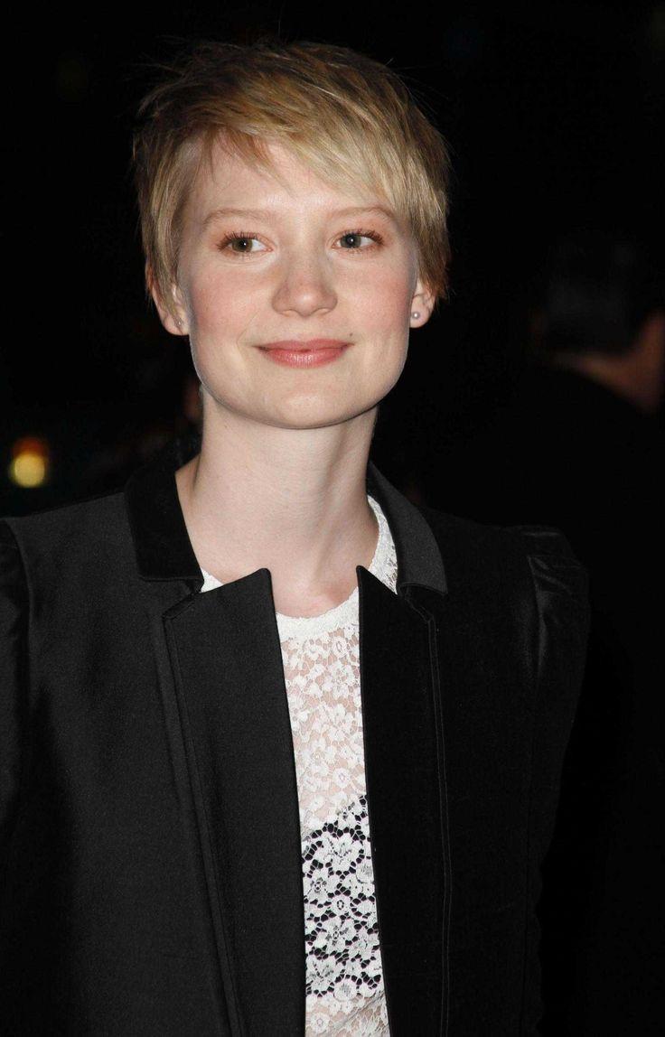 2016年7月公開予定、「アリス・イン・ワンダーランド〜時間の旅〜」主演で話題のミア・ワシコウスカ。