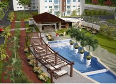 Tecasa Dorado Apartamentos con Piscina desde RD$ 2250000.00 RD$ 2250000.00  Apartamentos en 1er y 3er nivel a RD$ 2250000.00 2dos niveles a RD$ 2350000.00 y los 4tos a RD$ 2250000.00 con parte del techo incluido en titulo - Sala - Comedor - Balcón - Dos (2) dormitorios con closet - Dormitorio principal con baño y vestidor - Un (1) baño común - Cocina con despensa y desayunador - Área de lavado con salida para lavadora - Área de construcción: 80 Mts2. - 1 parqueo por apartamento…