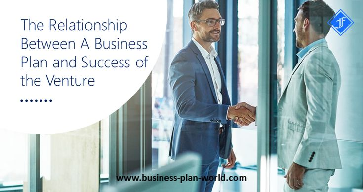 The Relationship Between A Business Plan and Success of the Venture. Business Plan and Success of the Venture - are they related?