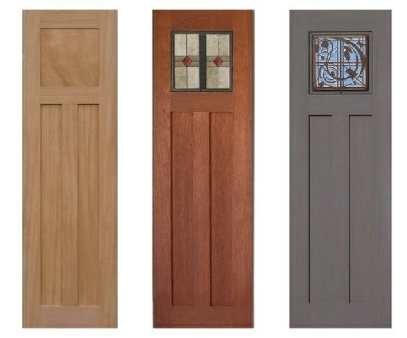 Our Arts U0026 Crafts Shutters Feature Mission Style Split Flat Panels In  Combination With Your Choice Of Our Interchangeable Tile Panels, Custom  Cutouts,u2026