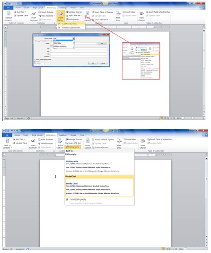 microsoft office 2013 apa template