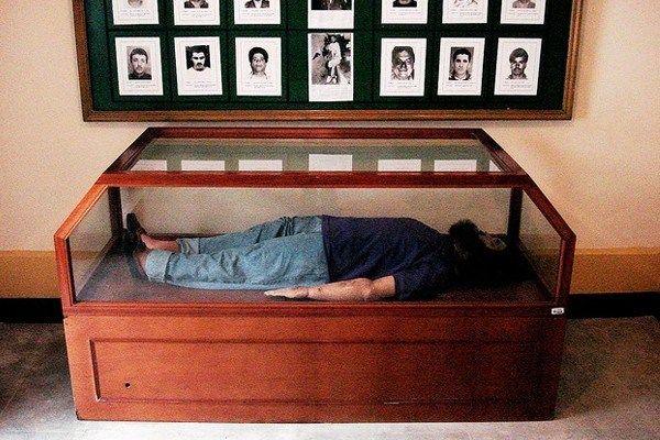 Pablo Escobar En El Museo Fotos Ineditas Pablo Escobar Pablo Emilio Escobar