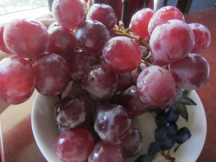 Cura de las Uvas:  Limpieza del Hígado