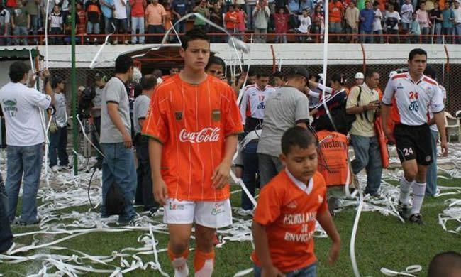 JAMES. ENVIGADO
