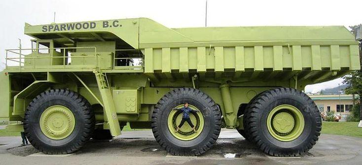 Terex Titan- World's Biggest Truck