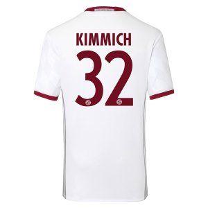 bayern munich third 16 17 season 32 kimmich soccer jersey g317