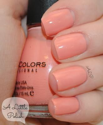 Sinful Colors - Orange Cream