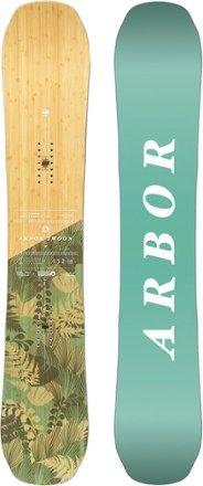 Arbor Women's Swoon Rocker Snowboard