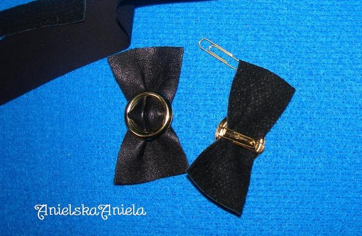 DIY..Tutorial..Klipsy..zapinki na buty... - Anielska Aniela-DIY,Tutorial,szycie, przeróbki, inspiracje,biżuteria,vintage,retro