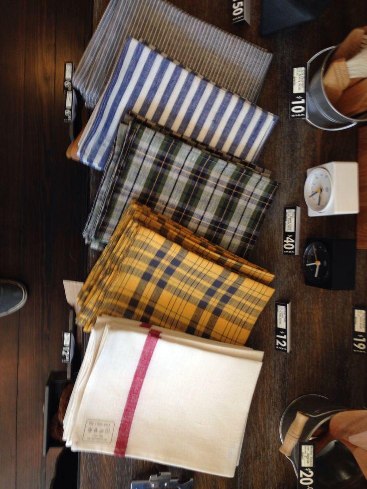 Fog Linen's Kitchen Cloth