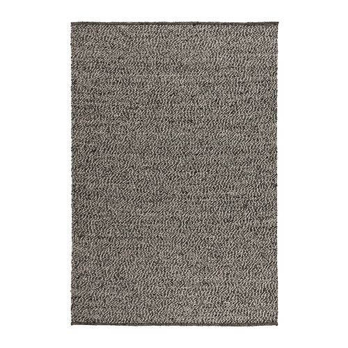 BASNÄS Rug, flatwoven IKEA The durable, soil-resistant wool surface makes this rug perfect in your living room or under your dining table.