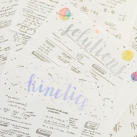 studyguideverified:   theme of the day: study space (ohohoho)