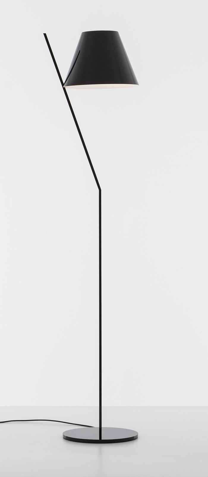 Simple and design floor lamp