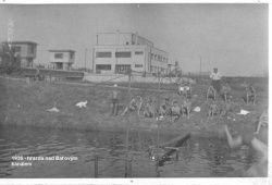 1936- Baťův kanál