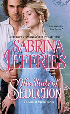 The Study of Seduction (The Sinful Suitors Book 2) by Sabrina Jeffries Review :- https://www.goodreads.com/review/show/1471411749