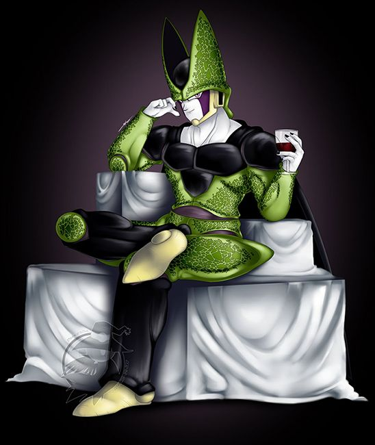Cell by yeomaria on DeviantArt