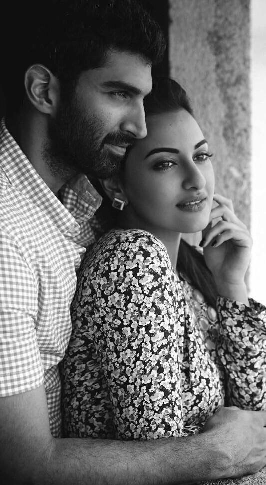 Aditya Roy Kapur and Sonakshi Sinha #BOLLYWOOD NO WOMAN HE'S MIIIIINE!
